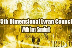 15th Dimensional Lyran Council With Lars Sarnhult – Cosmic Awakening Show