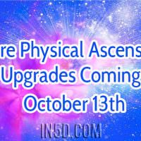 More Physical Ascension Upgrades Coming October 13th!