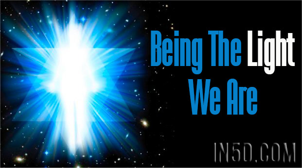 Being The Light We Are