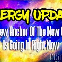 Energy Update – A New Anchor Of The New Grid Is Going In Right Now