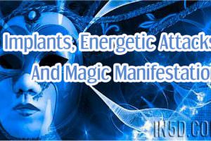 Implants, Energetic Attacks, And Magic Manifestation – Cosmic Awakening Show