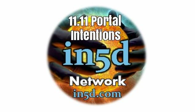 11.11 Portal Intentions With Michelle Walling - In5d Network