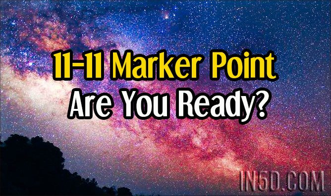 11-11 Marker Point - Are You Ready?