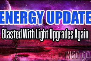 Energy Update – Blasted With Light Upgrades Again