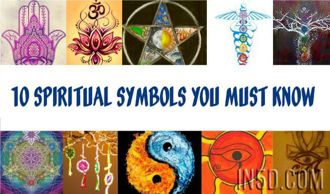 10 Spiritual Symbols You Must Know In5d In5d