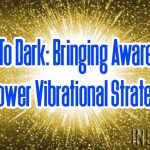 Light To Dark: Bringing Awareness To Lower Vibrational Strategy