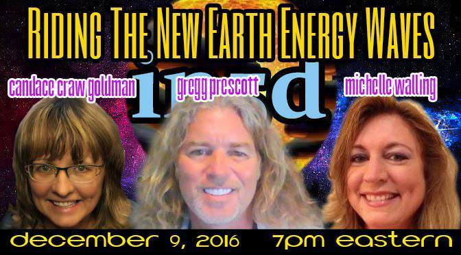In5D Webcast - Riding The New Earth Energy Waves