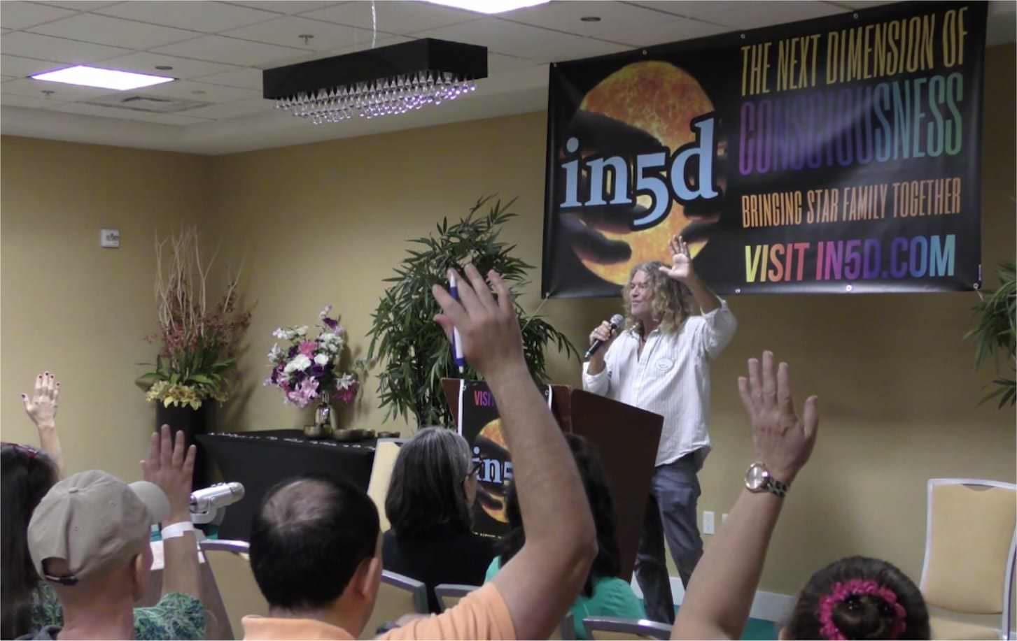 Gregg Prescott - In5D Psychic Conference