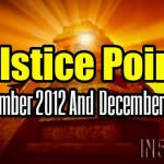 Solstice Points – December 2012 & December 2016