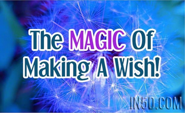 The MAGIC Of Making A Wish!