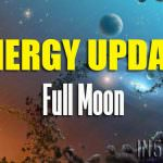 Energy Update – Full Moon