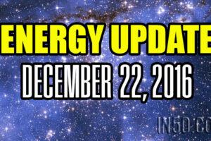 ENERGY UPDATE – December 22, 2016