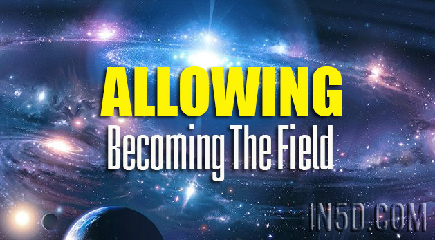 Allowing - Becoming The Field