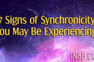 7 Signs of Synchronicity You May Be Experiencing