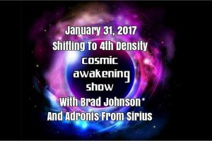Shifting To 4th Density With Brad Johnson And Adronis – Cosmic Awakening Show