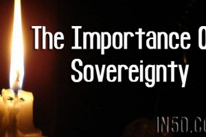 The Importance Of Sovereignty