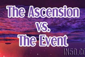 As We Shift – The Ascension vs The Event