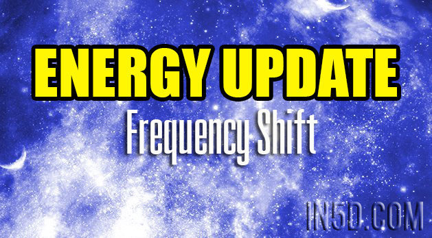 Energy Update Real-Time - Frequency Shift