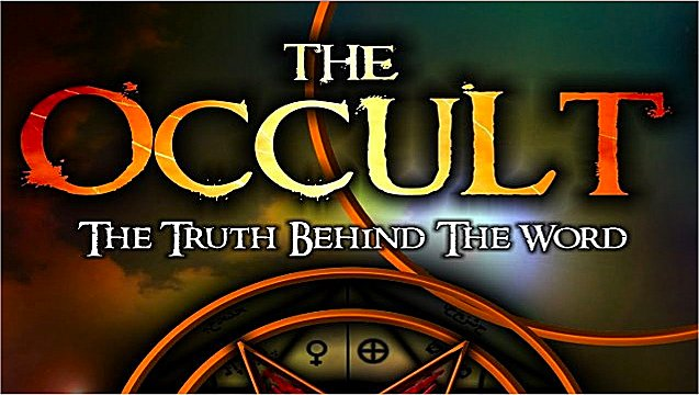 The Occult: - Truth Behind The Word - Shamanism, Aleister Crowley, L. Ron Hubbard