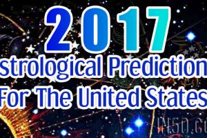 2017 Astrological Predictions For The United States