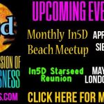 Upcoming In5D Events And Conferences!!!