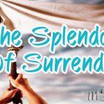 The Splendor Of Surrender
