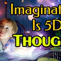 Imagination Is 5D Thought