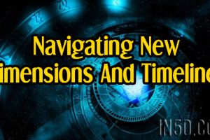 Navigating New Dimensions And Timelines