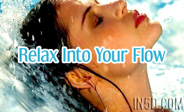 Relax Into Your Flow