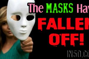 ENERGY UPDATE – The Masks Have Fallen Off!