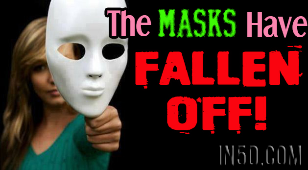 ENERGY UPDATE - The Masks Have Fallen Off!