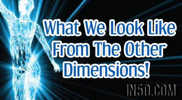What We Look Like From The Other Dimensions!