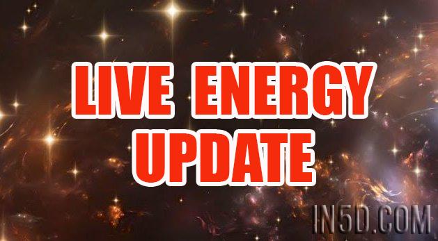 LIVE Energy UPDATE