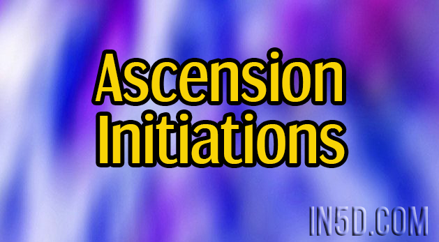 Ascension Initiations
