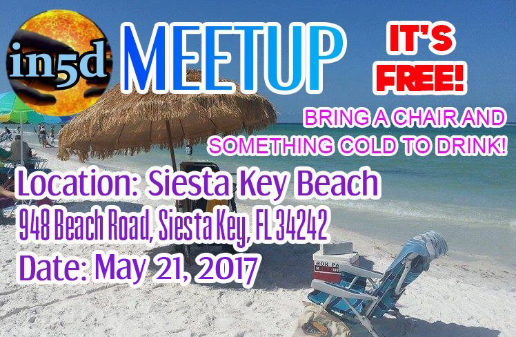 Monthly Beach Meetup With Gregg Prescott (FREE)