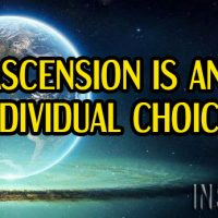 Ascension Is An Individual Choice