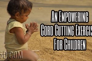 An Empowering Cord Cutting Exercise For Children