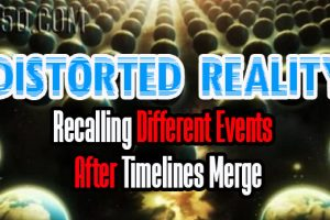 Distorted Reality – Recalling Different Events After Timelines Merge