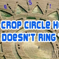 The Crop Circle Hoax Just Doesn't Ring True!