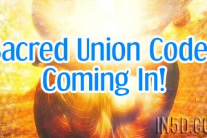 Sacred Union Codes Coming In!