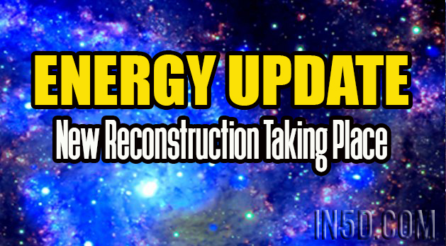 Energy Update - New Reconstruction Taking Place