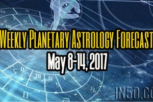 Weekly Planetary Astrology Forecast May 8-14, 2017