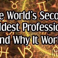 The World's Second Oldest Profession, And Why It Works