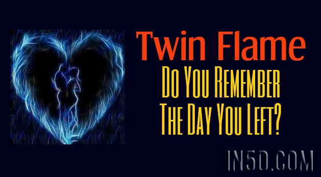 Twin Flame - Do You Remember The Day You Left?