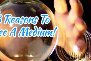 Eight Reasons To See A Medium!