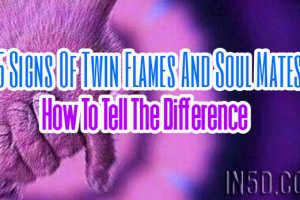 15 Signs Of Twin Flames And Soul Mates – How To Tell The Difference
