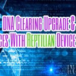 DNA Clearing Upgrade & Experiences With Reptilian Device Removals