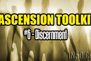 Ascension Toolkit #6 – Discernment