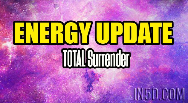 Energy Update - TOTAL Surrender