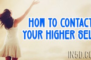 How To Contact Your Higher Self